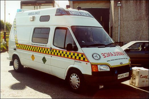 The First Hogg Ambulance